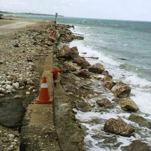 Coastal Erosion worsening, experts warn